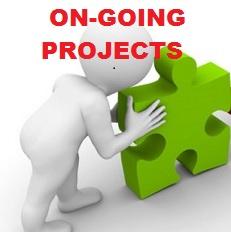 Tekuscie proiecti